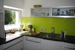 Küche eingebaut Spühle