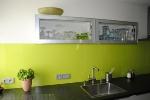 Küche eingebaut Hängeschrank